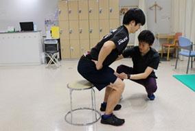 スポーツ動作指導・日常生活動作指導2