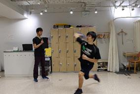 スポーツ動作指導・日常生活動作指導1